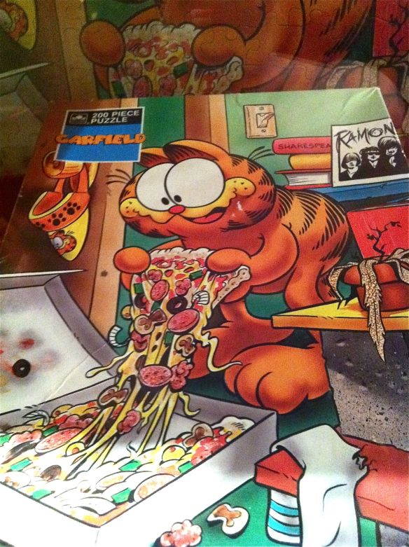 The great Garf puzzle